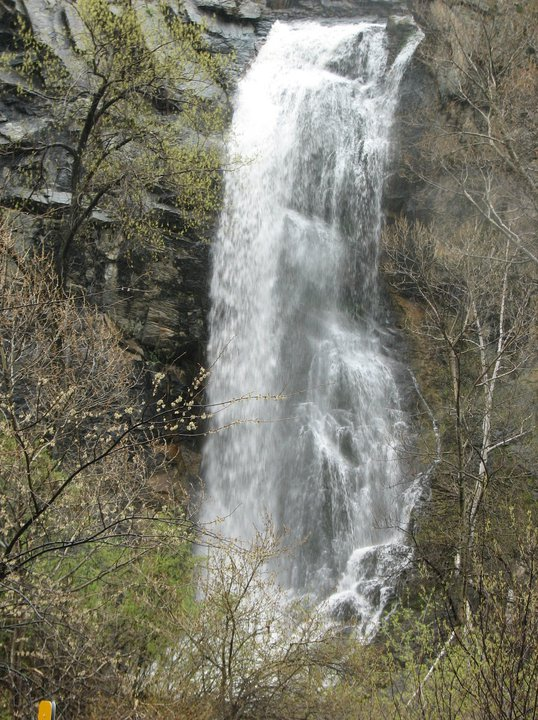 Bridal Falls Spearfish Canyon
